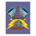 Storm Chaser Postcards