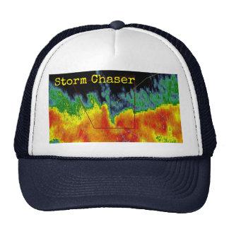 Storm Chaser Radar Image Trucker Hat