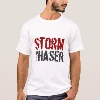 storm chaser shirt, gift, tornado, lightning, fun, T-Shirt