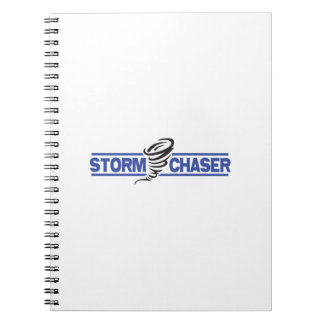STORM CHASER SPIRAL NOTEBOOK