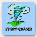 Storm Chaser Tornado Twister Coasters