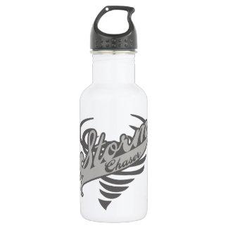 Storm Chaser Tornado Twister Logo 18oz Water Bottle