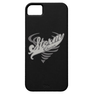 Storm Chaser Tornado Twister Logo iPhone SE/5/5s Case