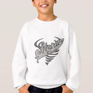 Storm Chaser Tornado Twister Logo Sweatshirt