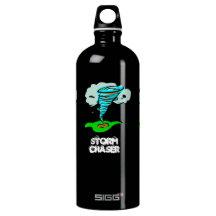 Storm Chaser Tornado Twister SIGG Traveler 1.0L Water Bottle