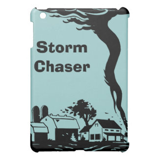 Storm Chaser Tornado Twister Weather Meteorology iPad Mini Cover