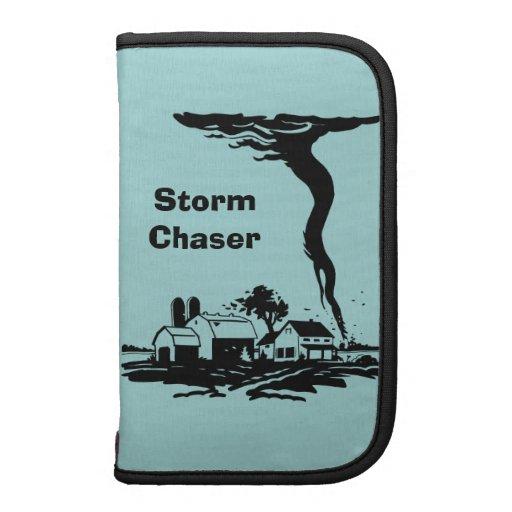 Storm Chaser Tornado Twister Weather Meteorology Planner