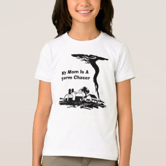 Storm Chaser Tornado Twister Weather Meteorology T-Shirt