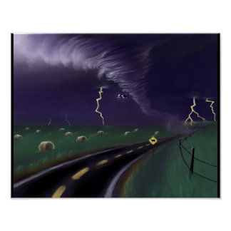 Storm Chasin' Poster