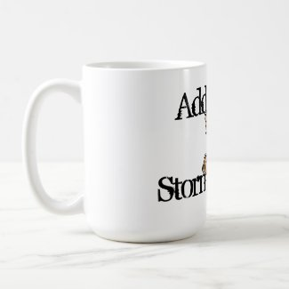 Storm Chasing mug