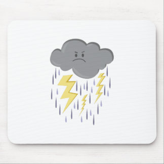 Storm Cloud Mouse Pad
