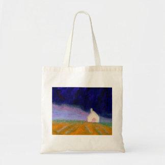 Storm Cloud over Land, Bag