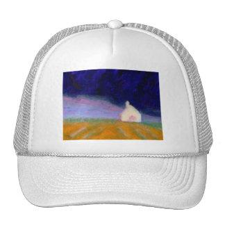Storm Cloud over Land, Hat
