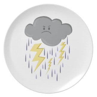 Storm Cloud Plates