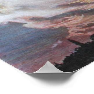 "Storm cloud, Summer cloud, ""Local image #4"" Poster"
