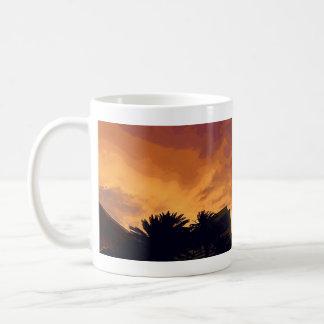 Storm Clouds At Sunset Coffee Mug