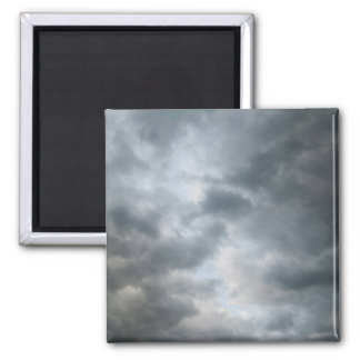 Storm Clouds Breaking Magnet
