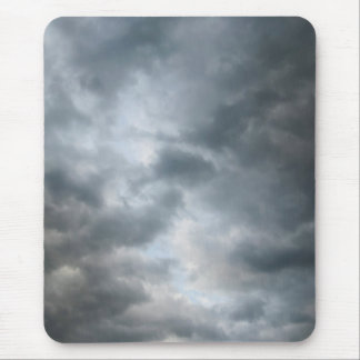 Storm Clouds Breaking Mouse Pad