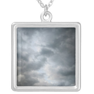 Storm Clouds Breaking Necklaces