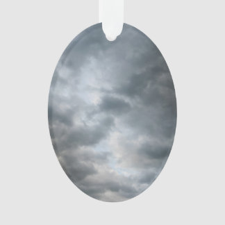 Storm Clouds Breaking Ornament