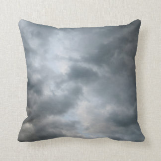 Storm Clouds Breaking Pillows