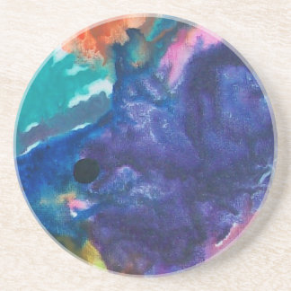 Storm Clouds Drink Coaster