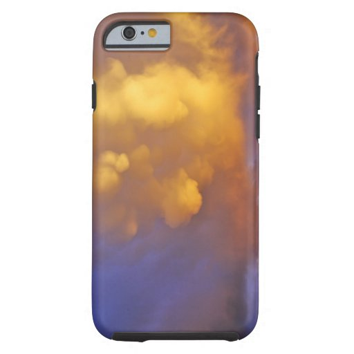 Storm Clouds in the Centennial Range in Montana iPhone 6 Case