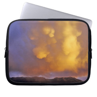 Storm Clouds in the Centennial Range in Montana Laptop Sleeve