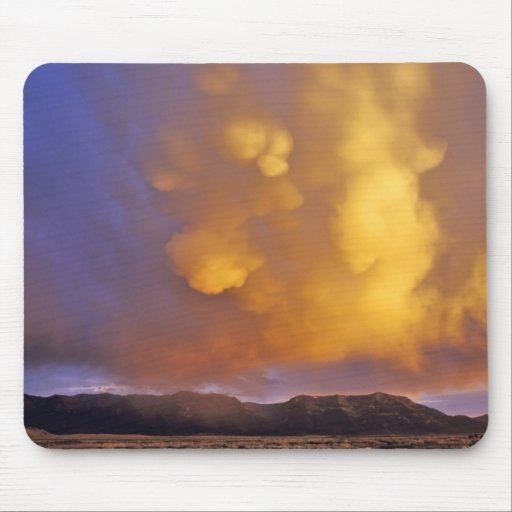 Storm Clouds in the Centennial Range in Montana Mousepads