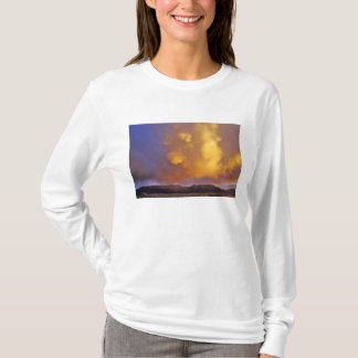 Storm Clouds in the Centennial Range in Montana T-Shirt