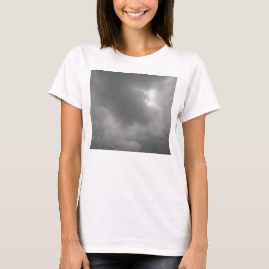 Storm Clouds Ladies T Shirt
