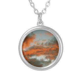 storm clouds necklaces