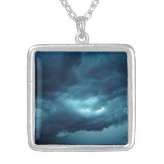 Storm clouds jewelry