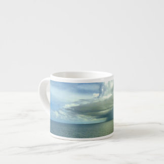 Storm Clouds Off Starboard Espresso Cup