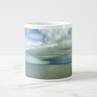 Storm Clouds Off Starboard Giant Coffee Mug