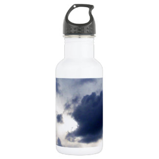 Storm Clouds on the Horizon.jpg Stainless Steel Water Bottle