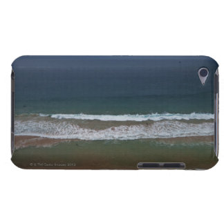 Storm clouds out ot sea above Mona Vale Beach Barely There iPod Case