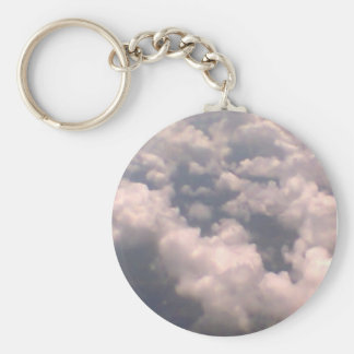 Storm Clouds Over Atlanta, Georgia #3 Keychains