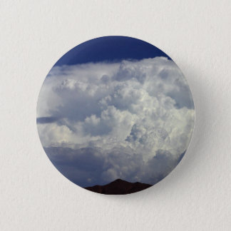 Storm Clouds Pinback Button