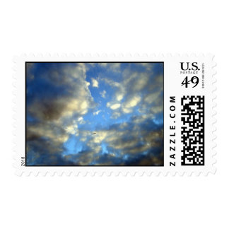 Storm Clouds Postage