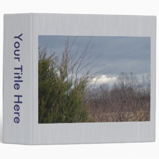 Storm Coming Allentown Rd Naceville PA Items Binder
