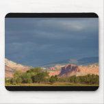 Storm Coming-Torrey Utah Mouse Pad