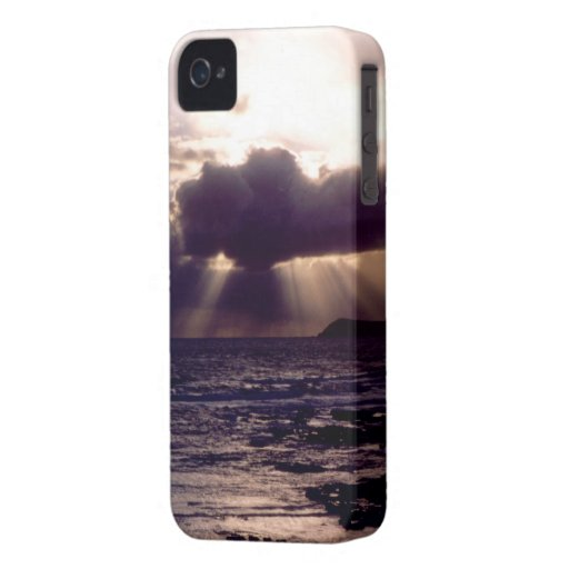 Storm Crossing Photo iPhone 4 Case-Mate Cases