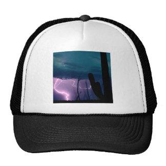 Storm Desert Snap Bolts Mesh Hat
