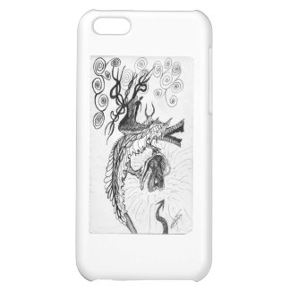 Storm Dragon Case For iPhone 5C