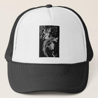 Storm Dragon Inverted Trucker Hat