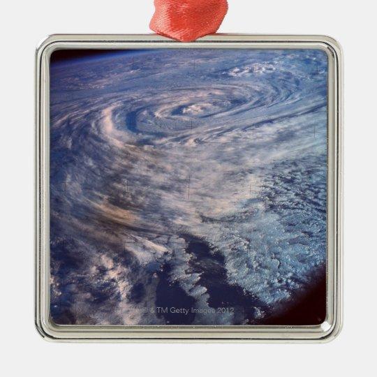 Storm Formation Metal Ornament
