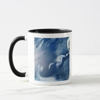 Storm Formations above Earth Mug