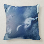 Storm Formations above Earth Throw Pillow