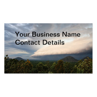 Storm Front Business Card